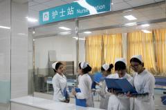 实习护士站